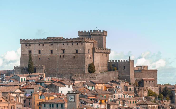 Castello e Museo Agro Cimino