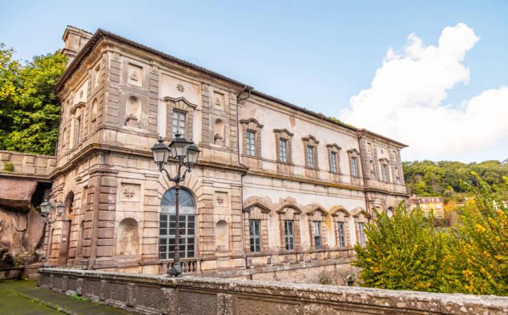 Palazzo Chigi Albani
