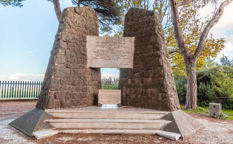 Monumento ai Partigiani