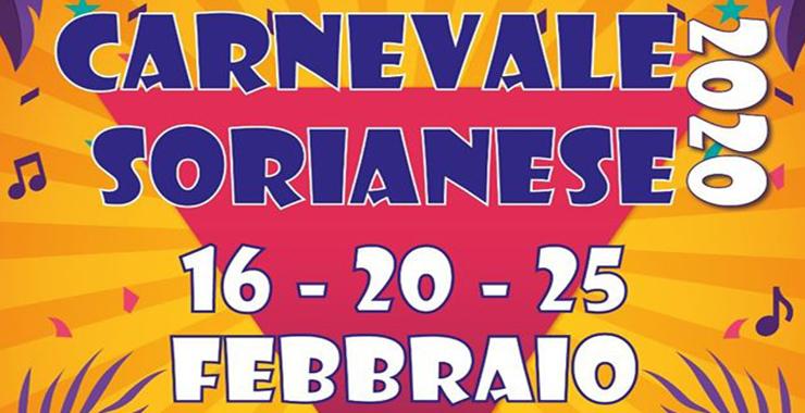 Carnevale Sorianese 2020