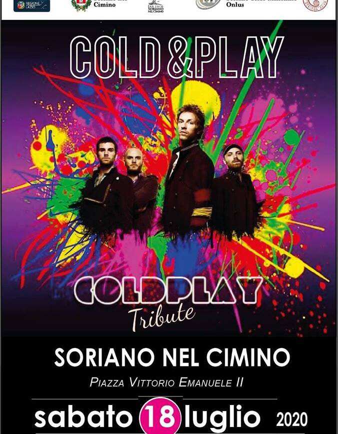 Concerto Cover Band Cold&Play Tribute