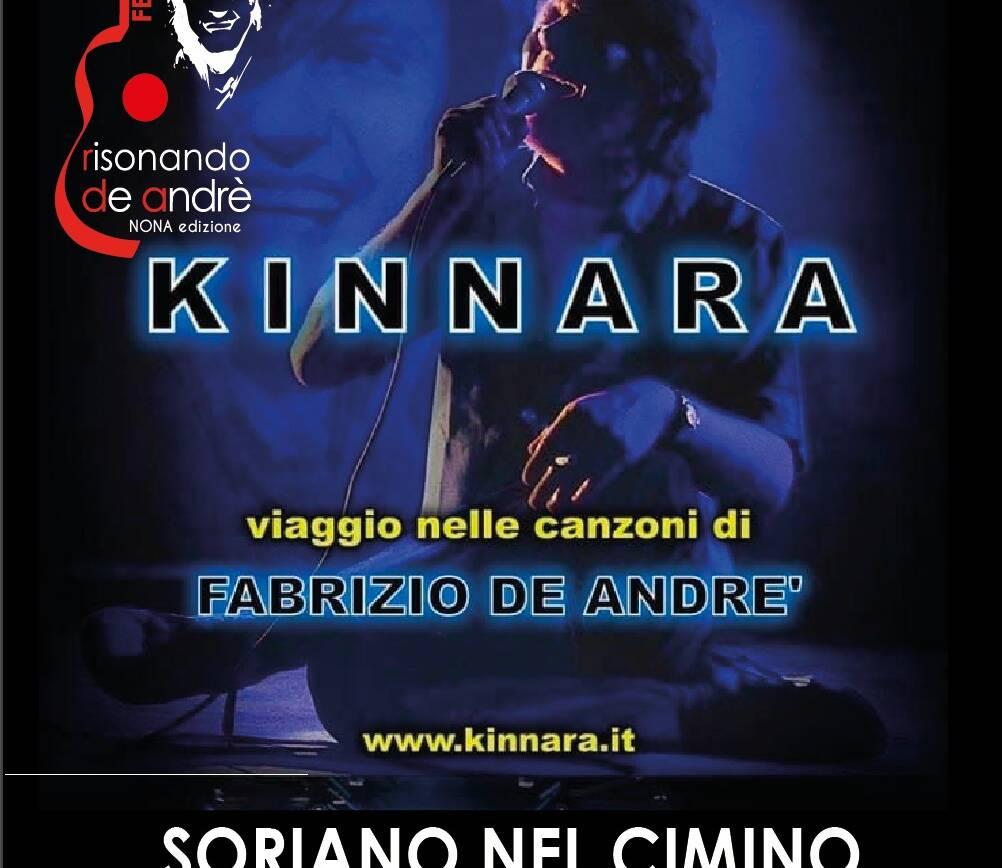 Kinnara – Viaggio nelle canzoni di Fabrizio De André