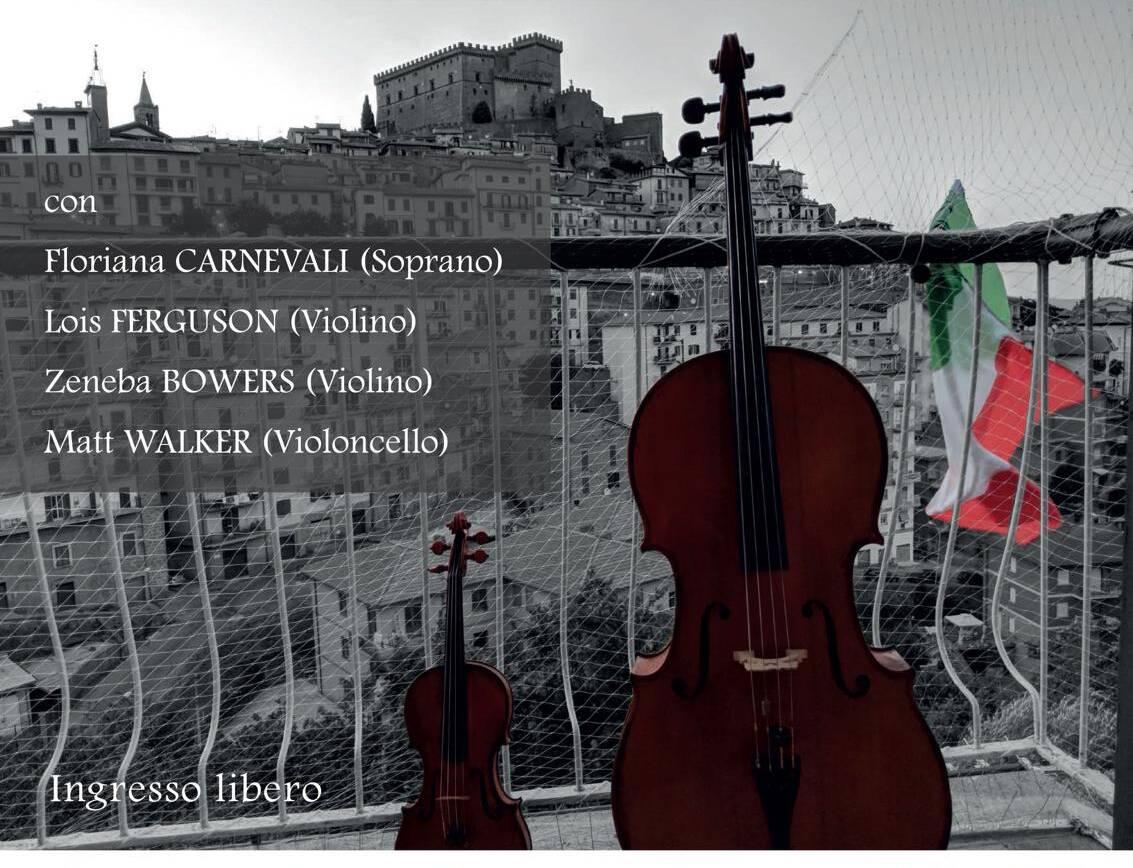 Buonasera Soriano – Concerto Musica Barocca