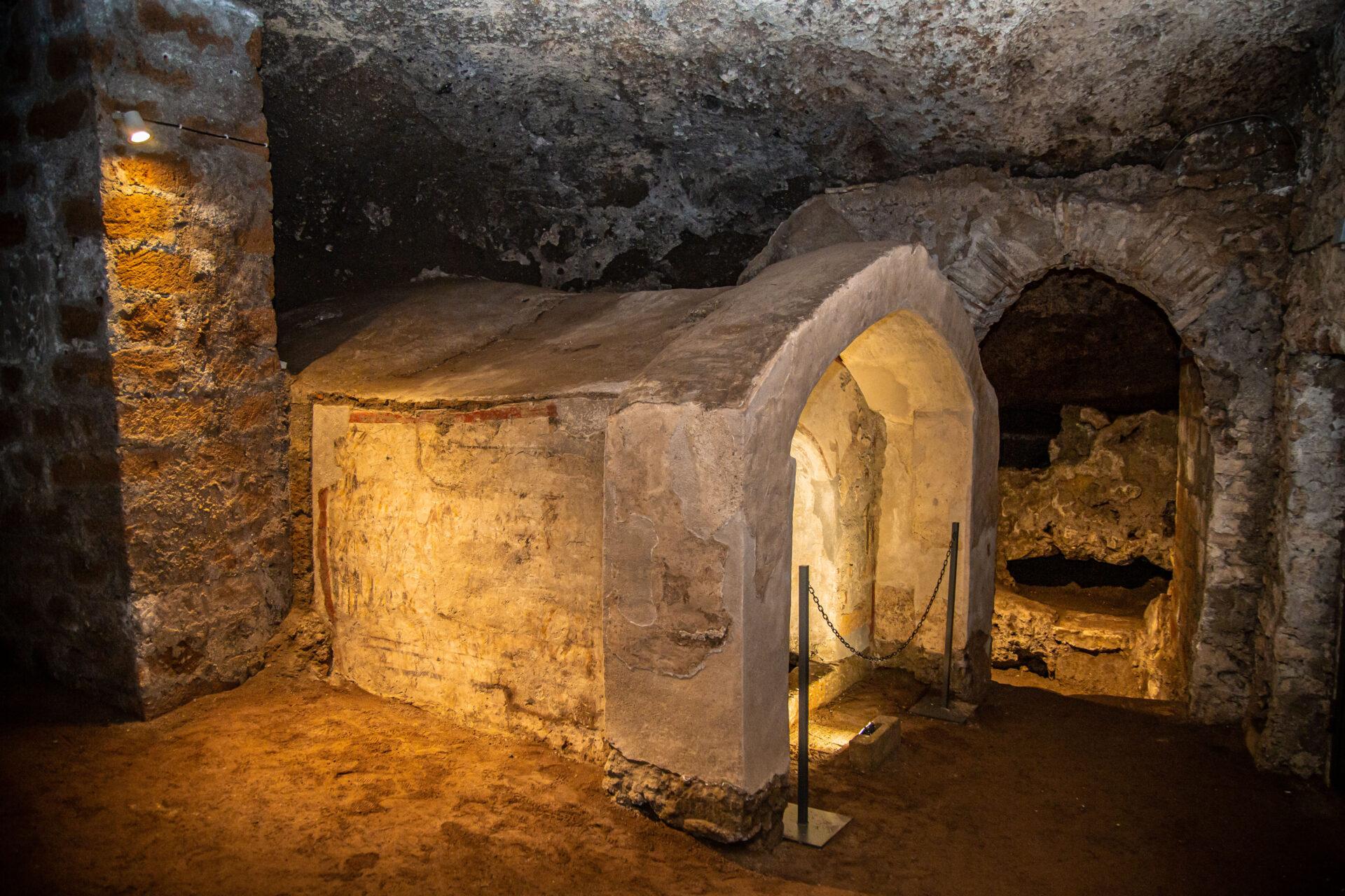 Catacombe di Sant'Eutizio