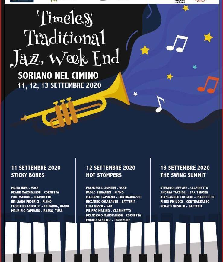 Timeless Traditional Jazz Week End