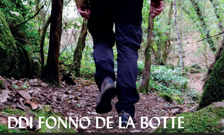 """Soriano Outdoor – Sentiero """"ddi fonno de la botte"""""""