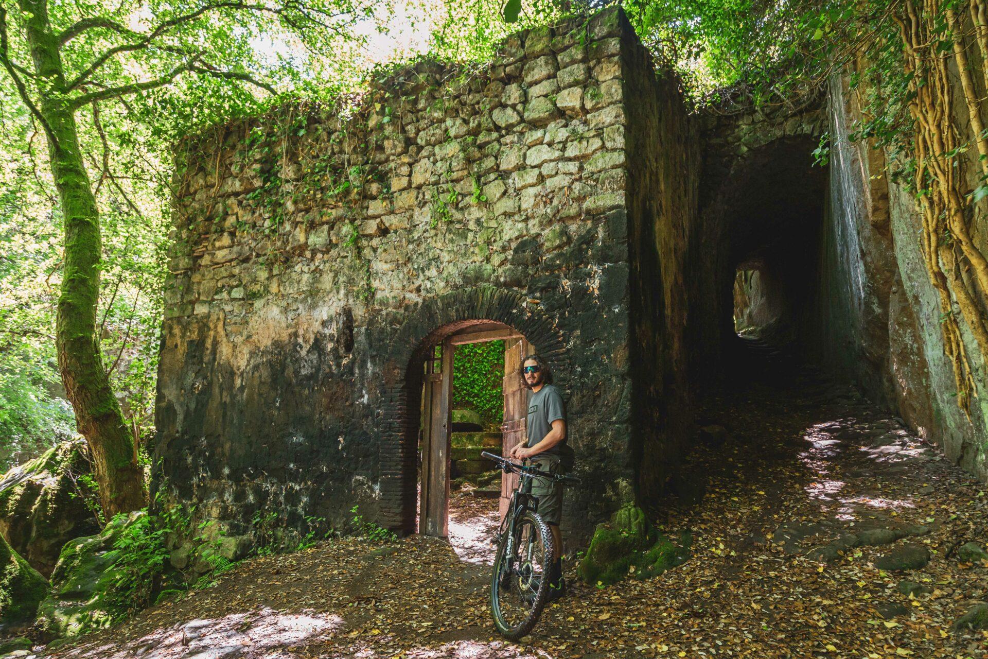 mulino fosso castello