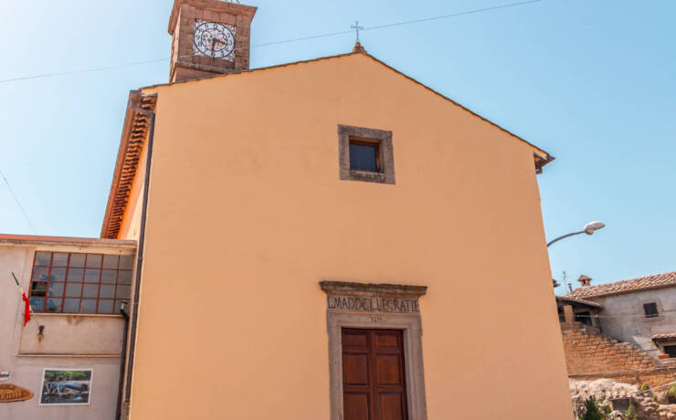 Chiesa della Madonna delle Grazie (Chia)