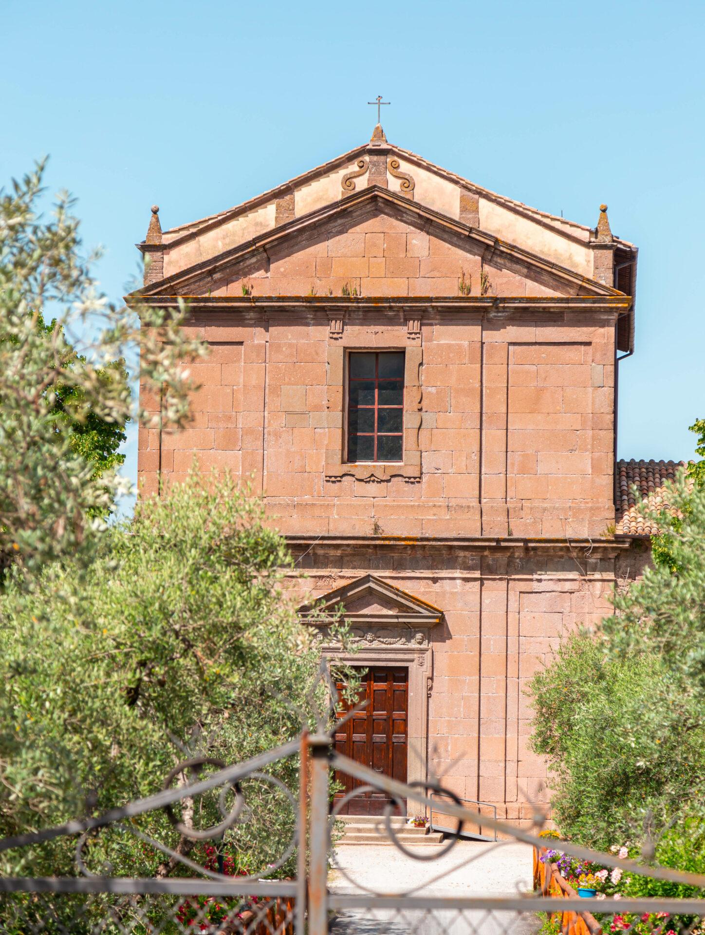 Cimitero di Santa Maria in Poggio